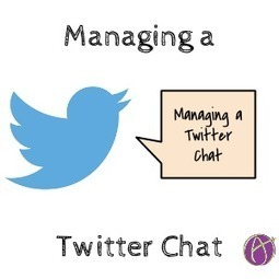 Managing a Twitter Chat ^ Teacher Tech ^ by Alice Keeler | On education | Scoop.it
