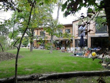 Habitat Groupé du Canal : quand l'habitat participatif rime avec durabilité | Dans l'actu | Doc' ESTP | Scoop.it
