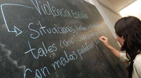 Impulsan ley sobre la violencia escolar - Nuevo Diario de Santiago del Estero   VIOLENCIA EN LAS ESCUELAS - PREVENCION   Scoop.it
