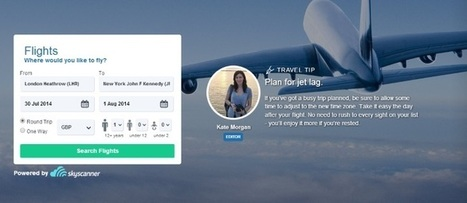 Skyscanner replaces Kayak as flight provider to Lonely Planet | Dynamique Travel | Scoop.it