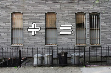Optical Illusion by Aakash Nihalani | Art, Design & Technology | Scoop.it