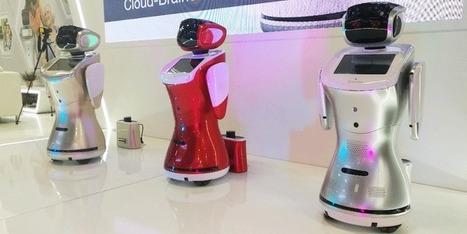 Qihan Tech lance Sanbot, son modèle d'humanoïde multitâche | Une nouvelle civilisation de Robots | Scoop.it