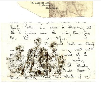 'Letters to P.J', Inkjet Transfers. (2009-'12) | Graduate Student in Art Education | Scoop.it