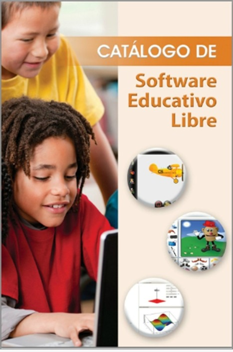 Catálogo Software Educativo Libre│@cidetys | Leave Those Kids Alone! | Scoop.it