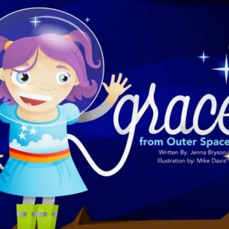 Can 'Grace From Outer Space' Kickstart Girls' Love for Science? [VIDEO] | STEM Connections | Scoop.it