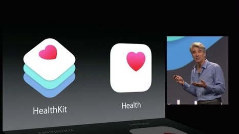 Apple HealthKit for iOS8: A Doctor's Take | Art | Scoop.it