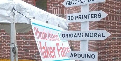Rhode Island Mini Maker Faire 2016 | Maker Stuff | Scoop.it