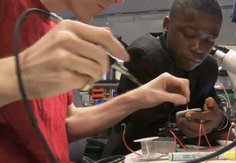 Self taught teen from Sierra Leone invited to MIT Media Lab | Big and Open Data, FabLab, Internet of things | Scoop.it