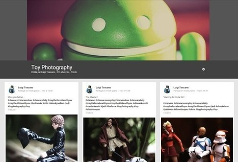 Les collections Google+ sont disponibles | Webmarketing & Social Media | Scoop.it