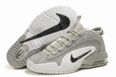 nike air max penny 1 wolf grey and white | want and share | Scoop.it