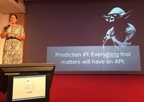 The Year Ahead: APIs as Economic Game Changers - The New Stack   API Magazine   Scoop.it