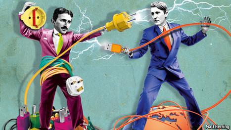 Edison's revenge | The Economist.com | Convergence | Scoop.it