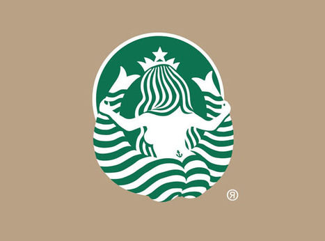 Starbucks Logo from Behind | Logo | Scoop.it