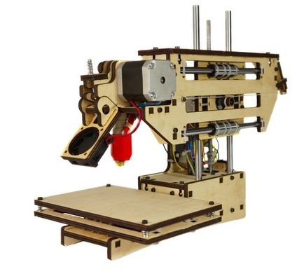 Printrbot Simple: The Perfect Printer to get Started 3D Printing | technology in education | Scoop.it
