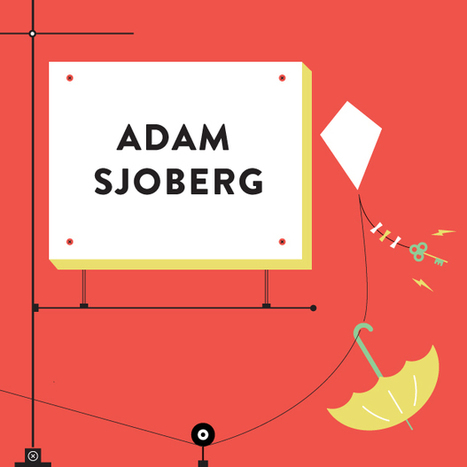 GOOD 100: Meet Adam Sjoberg, Creating Art for Good and Social Change - GOOD Magazine | Cloud Computing and social change | Scoop.it