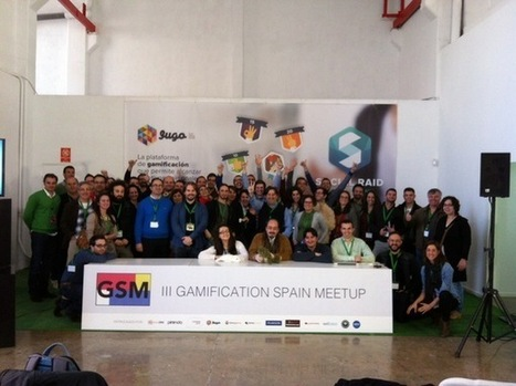 Crónica del III Gamification Spain Meetup en Valencia | Gamificación | (I+D)+(i+c): Gamification, Game-Based Learning (GBL) | Scoop.it