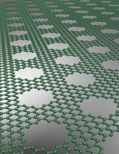 Scientists create graphene barrier to precisely control molecules for making nanoelectronics | Science et Technique | Scoop.it