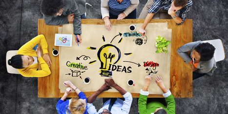 Developing an Innovation Mindset | ANTICIPATING THE FUTURE | Scoop.it