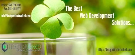 The Best Web Development Solutions Available | Webdesign services | Scoop.it