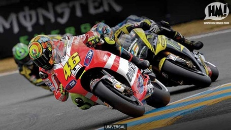 Win a copy of MotoGP documentary Fastest on DVD! | HolyMoly.com | Ductalk | Scoop.it