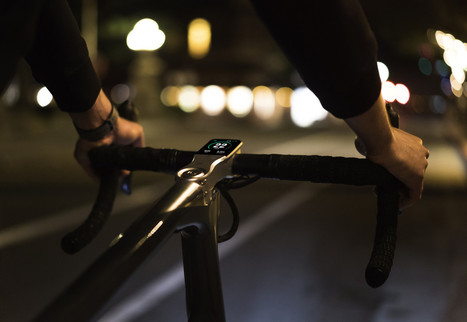 Volata: The App Controlled Bicycle - Design Milk | CLOVER ENTERPRISES ''THE ENTERTAINMENT OF CHOICE'' | Scoop.it