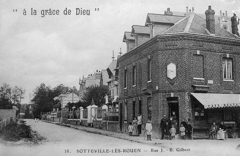 Sotteville Avant/Après : La rue Jean-Baptiste Gilbert | MaisonNet | Scoop.it