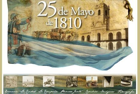 25 de mayo de 1810 - Portal ABC - Dirección General de Cultura y Educación - Provincia de Buenos Aires | Bibliotecas Escolares Argentinas | Scoop.it