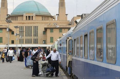 Iraq Laying Plans to Rebuild Rail System - VOA - Voice of America | Rail leaders | Scoop.it