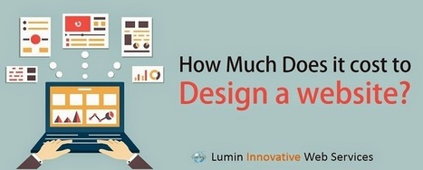 How Much Should it cost to Design a website? | Web Designing & Development | Scoop.it
