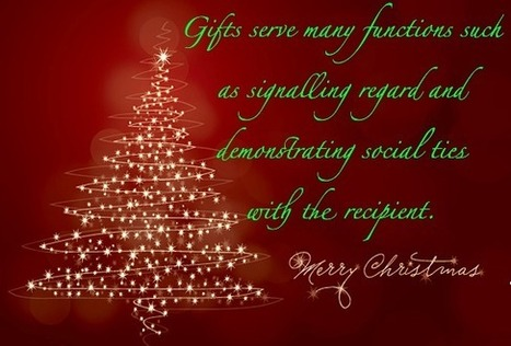 If Economists Wrote Christmas Cards | Information Cascade | Scoop.it