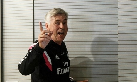 Real Madrid: Ancelotti mis à la porte ! | Crakks | Scoop.it