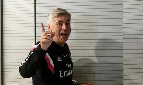Real Madrid: Ancelotti mis à la porte ! | CRAKKS | Scoop.it