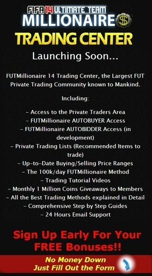 FIFA 14 Ultimate Team Coins : FIFA 14 Ultimate Team Millionaire Trading Center | DIY Digital Photography | Scoop.it