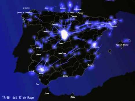 La Estructura de las Redes Sociales   Complex Networks Everywhere   Scoop.it