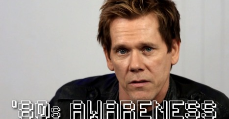 Actor Kevin Bacon Explains the '80s to Millennials | get with it | Scoop.it