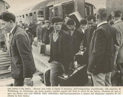 L'emigrazione italiana 1870-1970   Généal'italie   Scoop.it