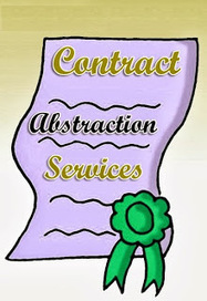 The Benefits of Hiring Contract Abstraction Specialists | Legal process outsourcing | Scoop.it