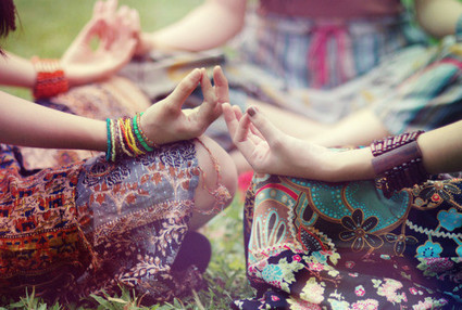5 Ways Meditation Makes Us Kinder. | Hope | Scoop.it
