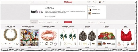 How 5 Creative Brands Pin on Pinterest | Marketing to Millennials - Social Media | Scoop.it
