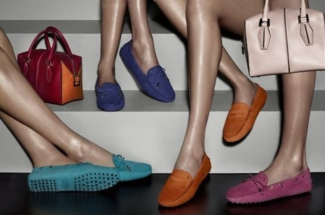 Tod's celebrates the Gommino with a new ad campaign | Le Marche & Fashion | Scoop.it