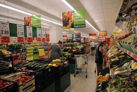 Addio a negozi di fiducia, si compra nei discount: vendite +1,4% - TMNews | Punto vendita | Scoop.it