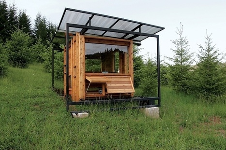 An Architect Creates an Off-the-Grid Writer's Retreat for Her Mother | Design | Scoop.it