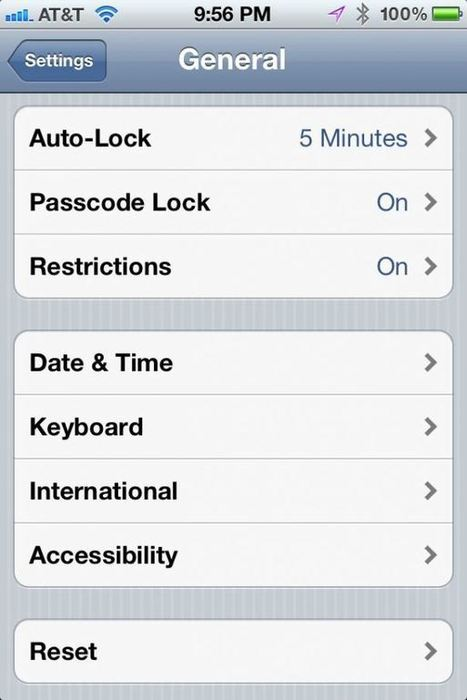 Quick iOS 5 Tip: Set custom vibration patterns for contacts | pdxtech-info | Scoop.it