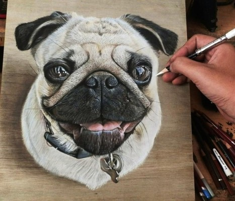 Feast Your Eyes Upon These Sweetly Hyperrealistic Artworks And Feel Unworthy | Xposed | Scoop.it