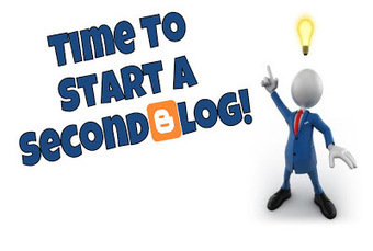 Why You Should Start a Second Blog on Blogger - Even if you are a Podcaster | Banco de Aulas | Scoop.it