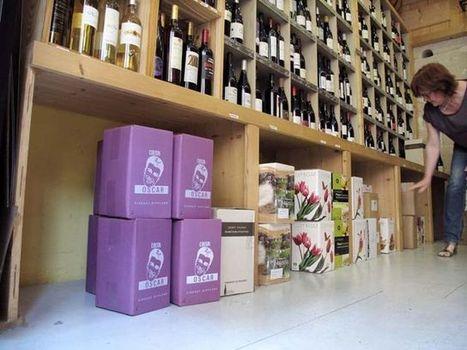 Bottling wine in milk bottles | Communication & Vin | Scoop.it