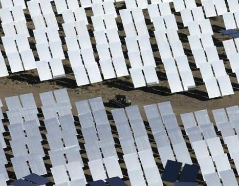 World's largest solar power plant opens in Nevada - The Hindu | Alternative Energy Resourses Green,Energy Deregulation,Enviromental and Coinservation Issues Dealing With extration and transportation of Energy Resources,Saving Money on your gas and electric bills both in the residential and small business market place, | Scoop.it