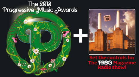 Progressive Music Awards 2013: Nominees listed in full | Prog Magazine | Music | Scoop.it