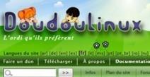 DoudouLinux : une distribution Linux pour la maternelle | open source definition | Scoop.it
