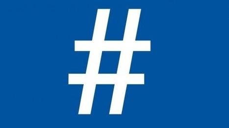 Todo sobre los #hashtags de Facebook [Infografía]   Aprendiendo a Enredar   Scoop.it